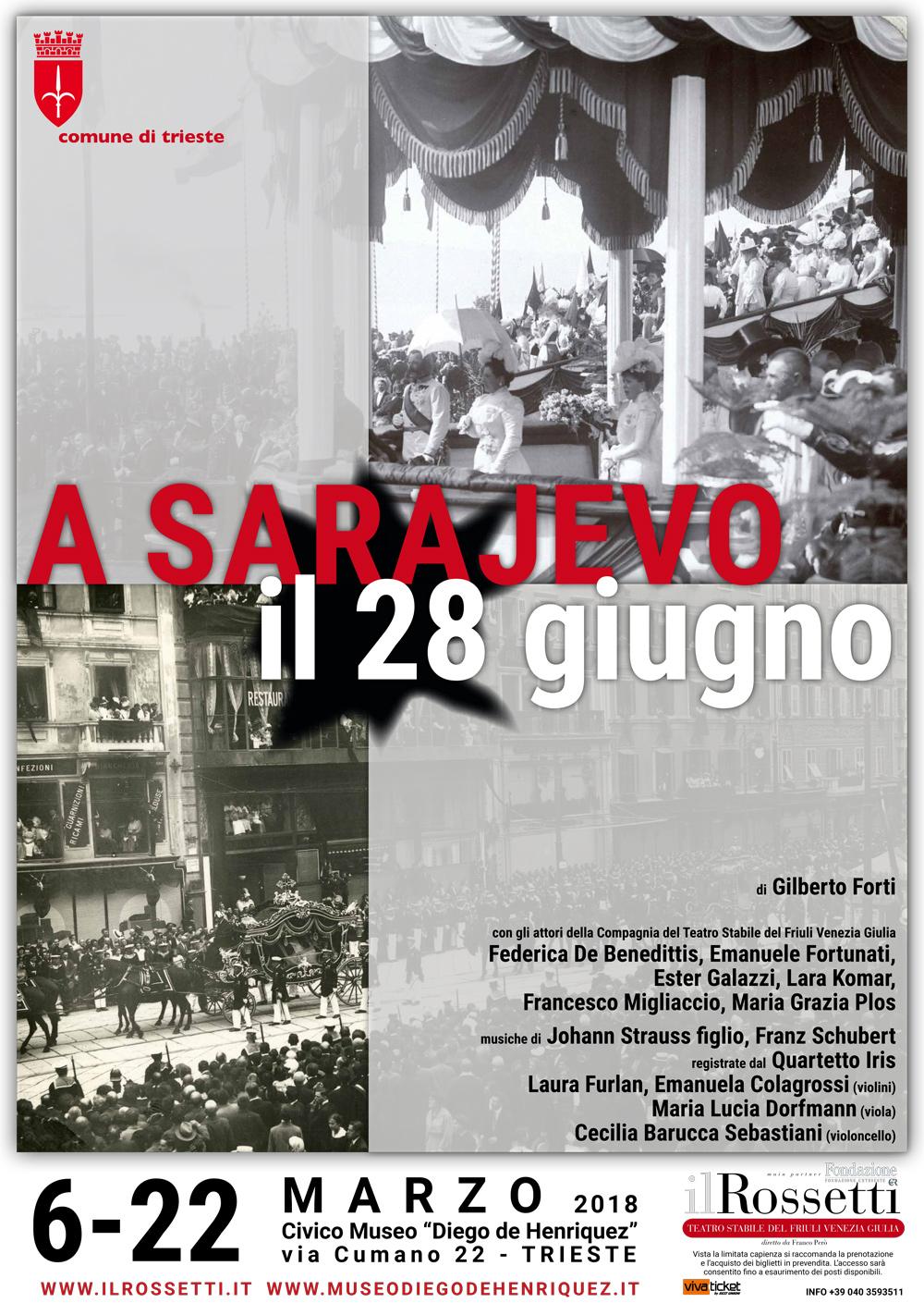 A Sarajevo il 28 giugno | Civico Museo della Guerra per la